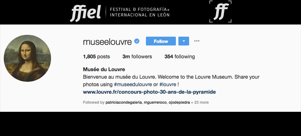 Cuentas de Instagram para artistas